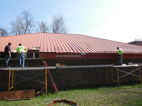 our work, team, repair, installation, solutions, roofing, m smith roofing